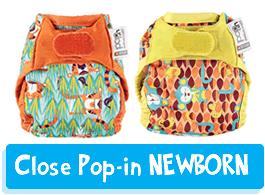 Close Pop-in Newborn