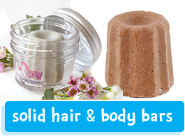 hair and body bars