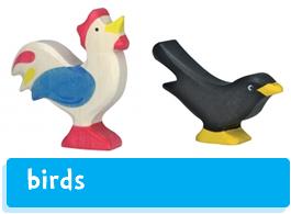 Holztiger Birds