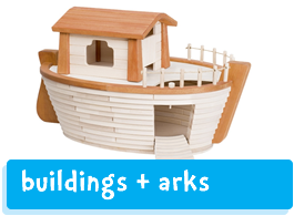 Holztiger Noah's Ark & Buildings