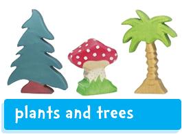 Holztiger Plants