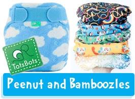 Bamboozles & PeeNut Wraps