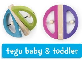 Tegu Baby and Toddler