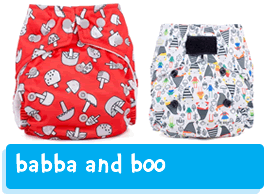 Baba & Boo Nappies
