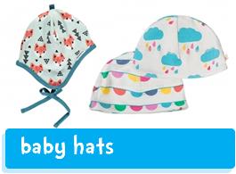 organic baby hats