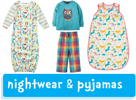 nightwear, pyjamas & bath