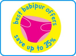 Best babipur nappy offers