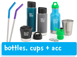 Reusable Bottles & Cups