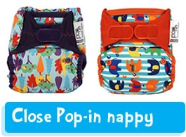Close Pop-in Nappy