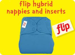 FLIP Nappies by bumGenius