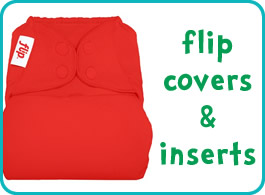 Flip covers and Inserts
