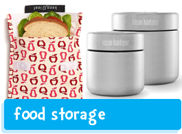 Reusable Food Storage