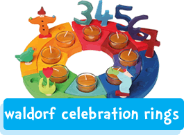 Waldorf Celebration Rings