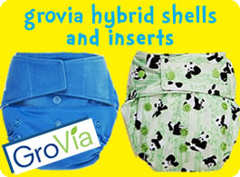 GroVia Hybrid Nappy