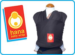 Hana Bamboo Baby Wrap