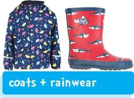 Coats & Rainwear