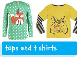 Tops and T-Shirts