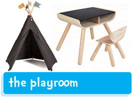 Playroom Furniture & Accessories