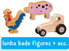 Lanka Kade Wooden Figures