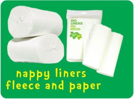 Nappy liners