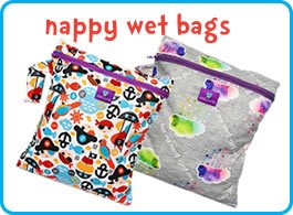 Nappy wet bags