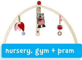 gyms & nursery toys