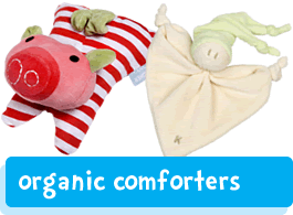 baby comforters & cotton toys