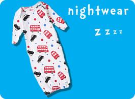 nightwear, pyjamas & bath