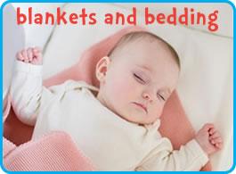 blankets & bedding