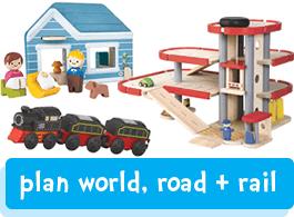 road, rail & garage