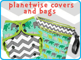 Planet Wise Bags & Nappies