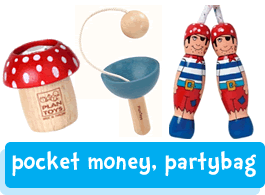 pocket money & party