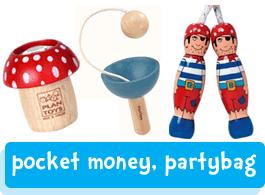 pocket money & party