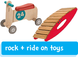 active, ride on & rocking toys