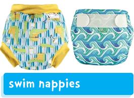 Real swim nappies
