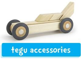Tegu accessories