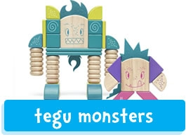 Tegu monsters