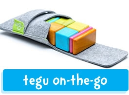 Tegu on-the-go
