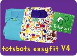 TotsBots Easyfit V4