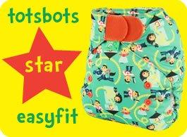 TotsBots Easyfit Star