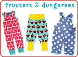 bottoms & dungarees