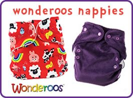 Wonderoo V3 nappies