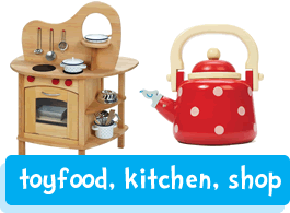 playfood, kitchen and shop