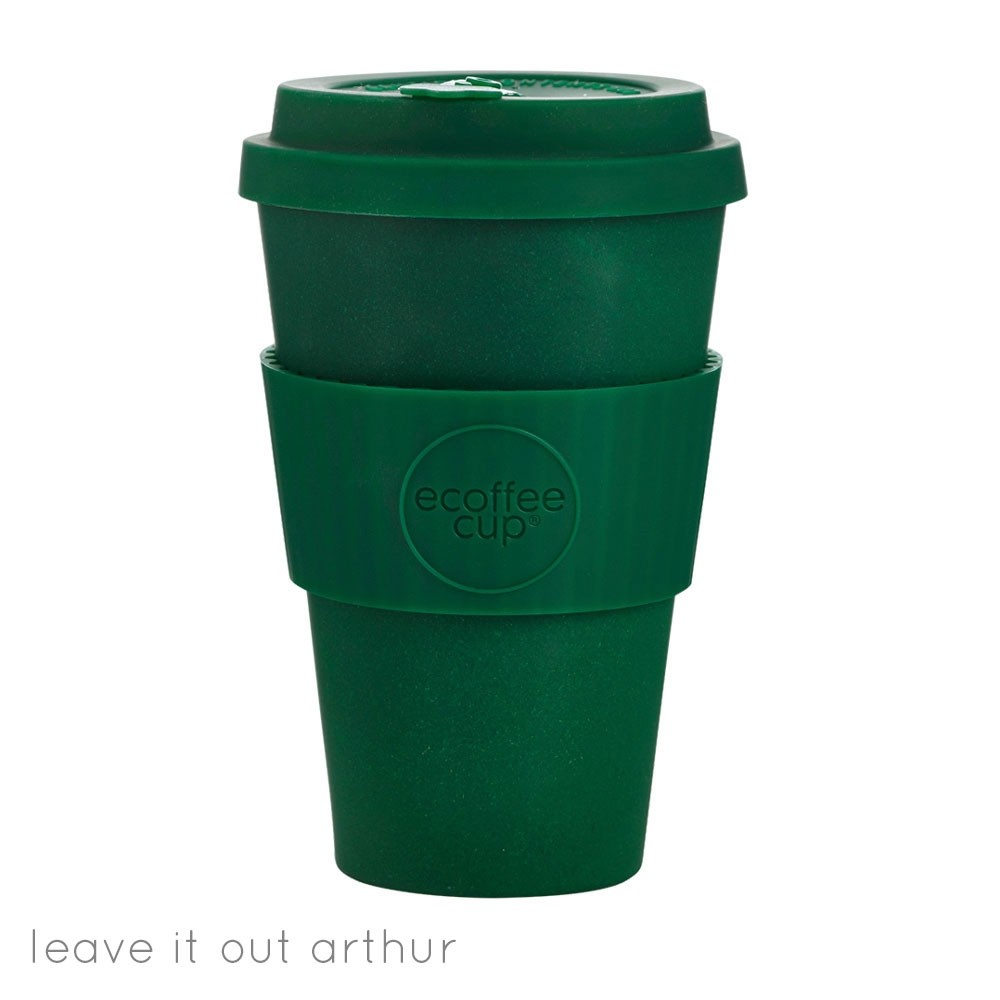 Ecoffee Cup 14oz Reusable Coffee Cup Colours