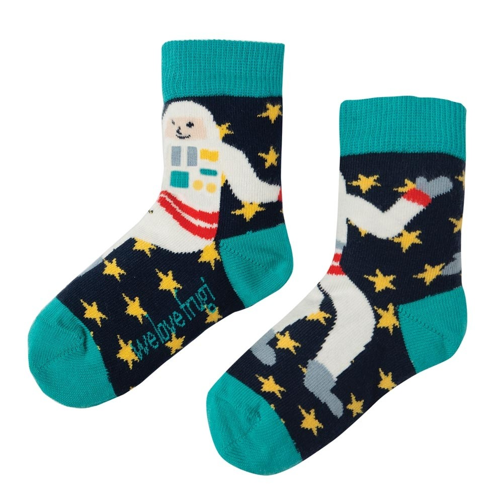 Frugi Space Rock My Socks X3
