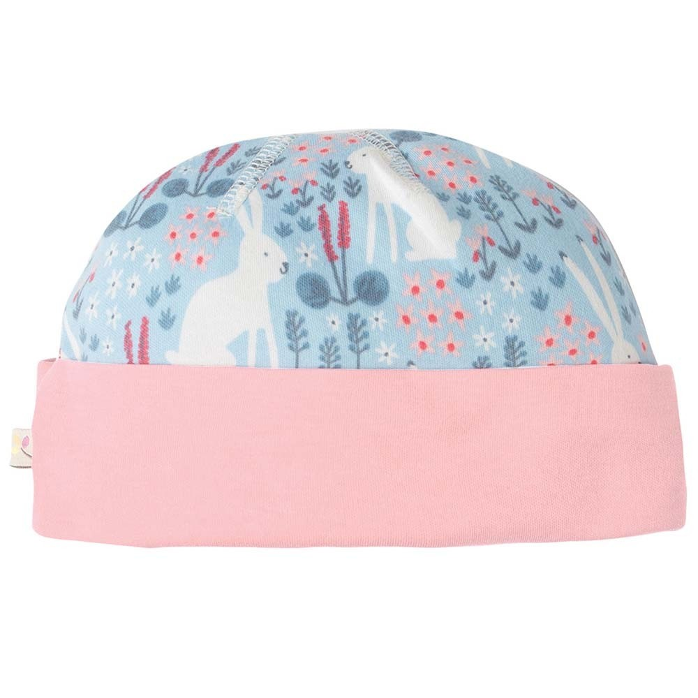Frugi Arctic Hares Days Lovely Hat