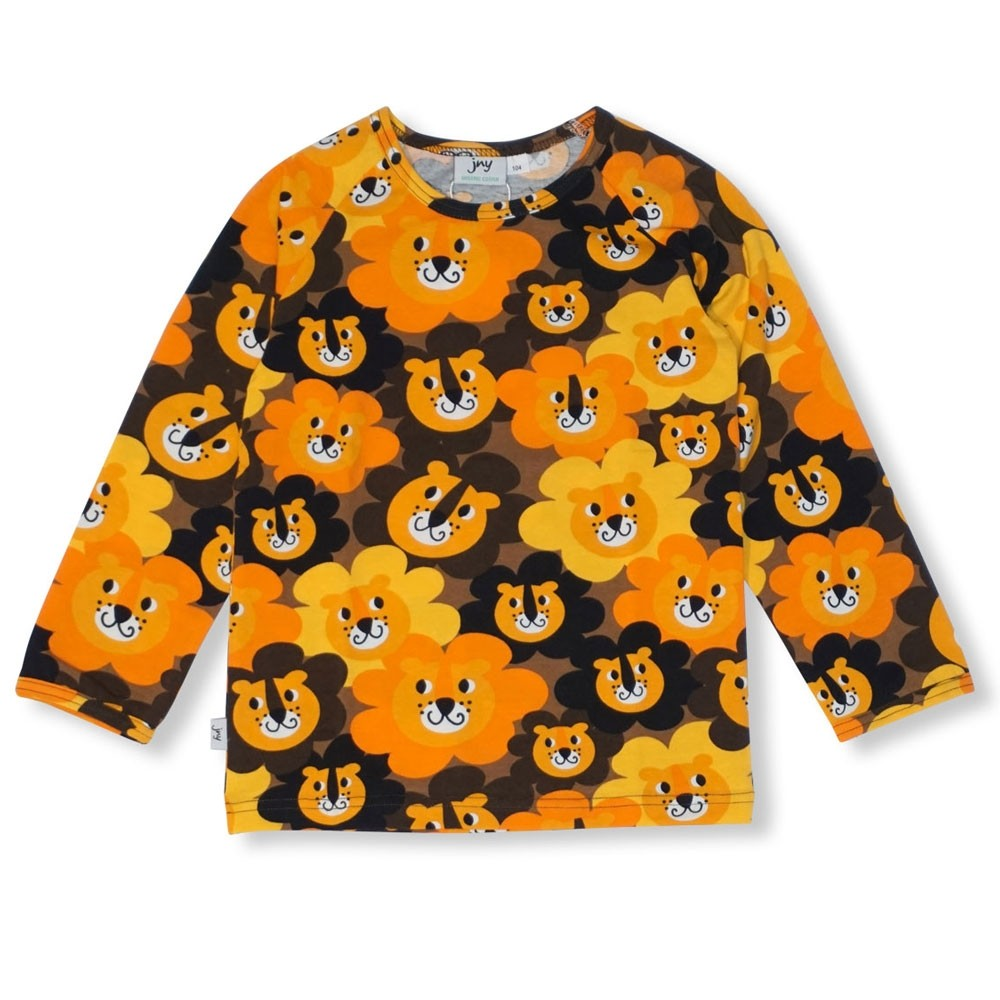 Jny Lionflower Ls Shirt Clothing Clearance Clothing Sale