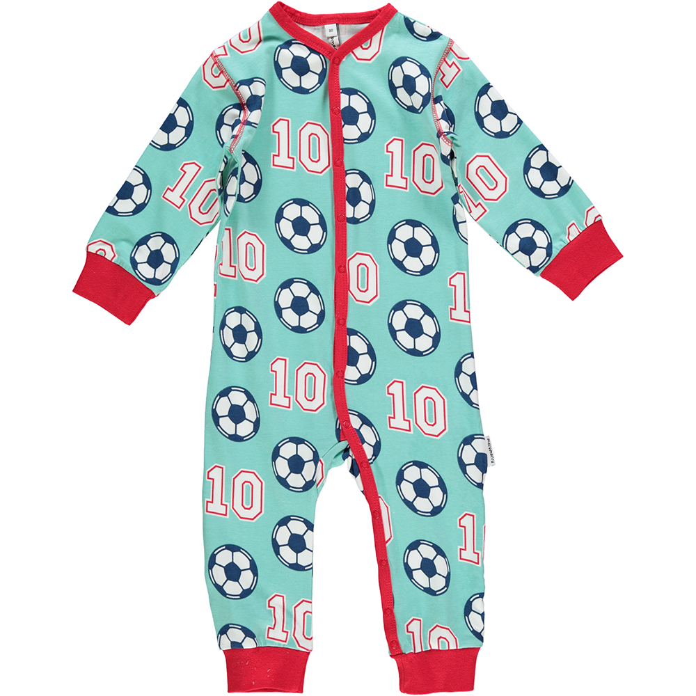 Maxomorra Football Romper