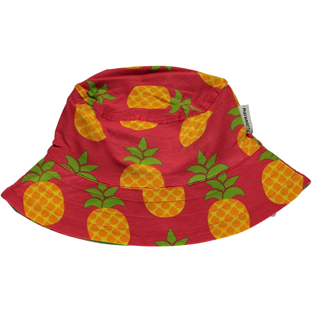 Maxomorra Pineapple Sun Hat