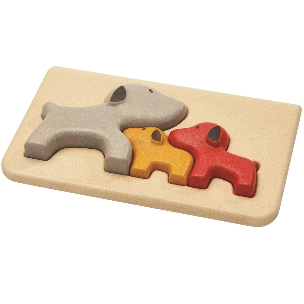plan toys dog puzzle